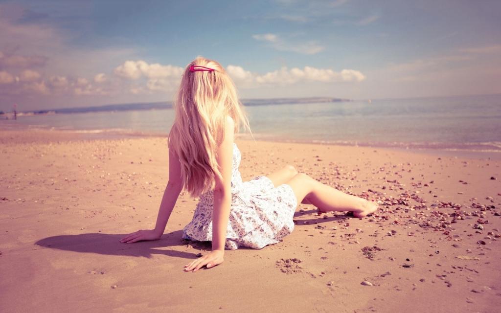 красивые фотки со спины девушек